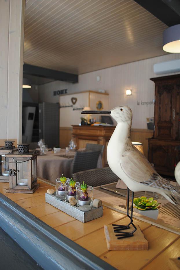 Restaurant le Lamparo